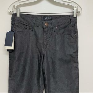 Armani jeans size 28 anthracite blue NWT